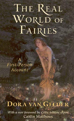 real world of fairies book cover