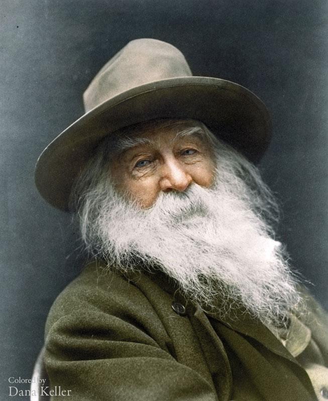 12 - Walt Whitman 1887