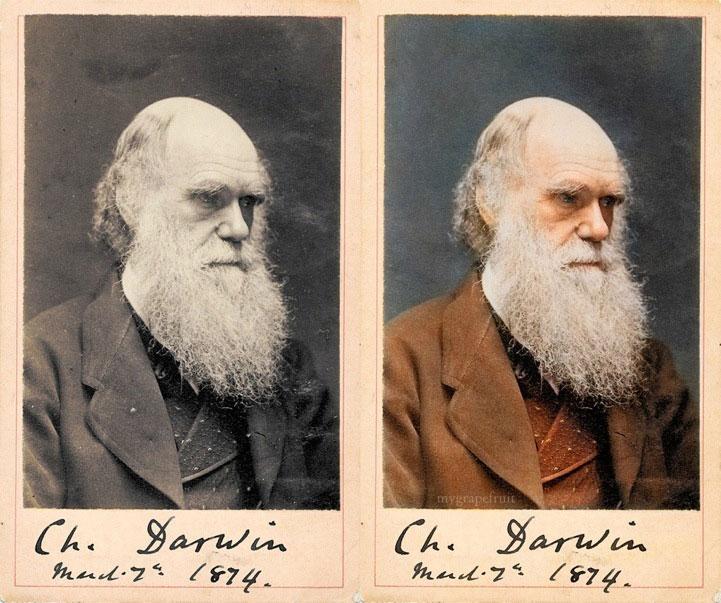 18 - Charles Darwin