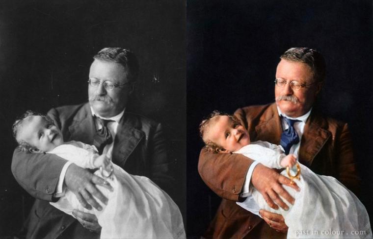20 - Theodore Roosevelt