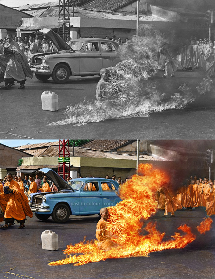 23 - Thich Quang Duc 1963