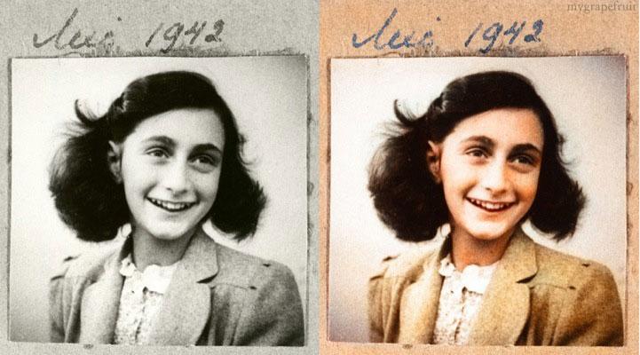 24 - Anne Frank 1942