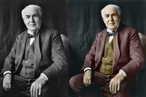 26 - Thomas Edison