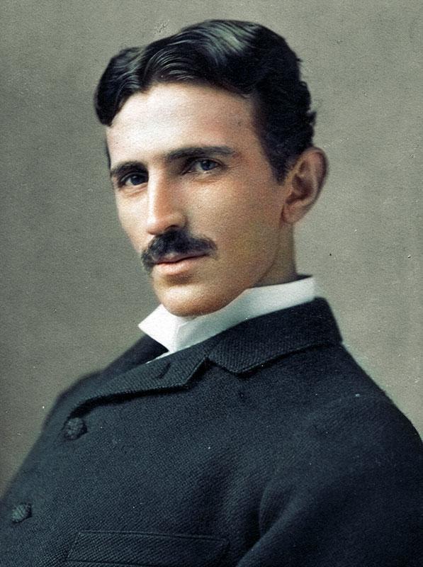 27 - Nicola Tesla