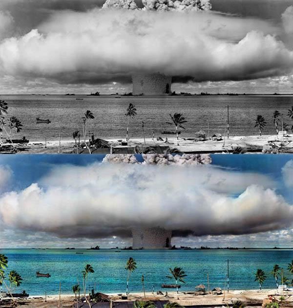 28 - H-Bomb Test