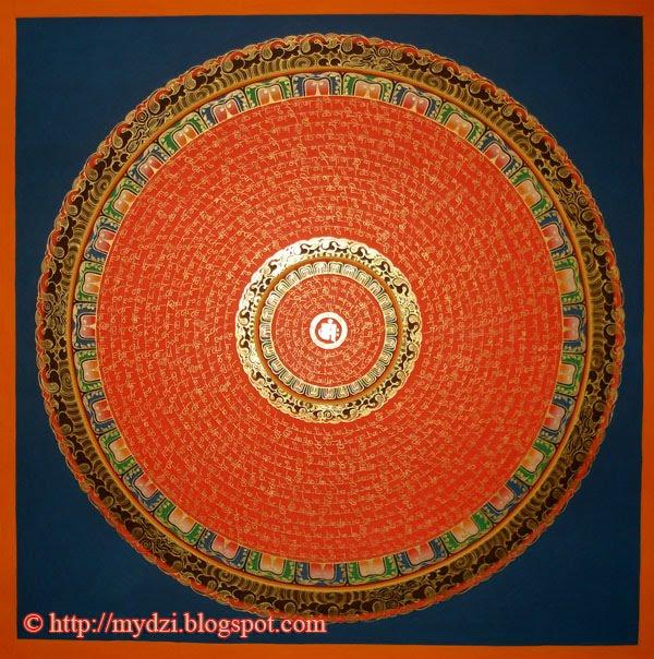 Mantra Mandala 092