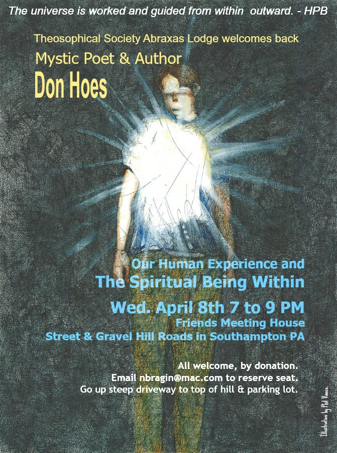 Don Hoes April 8 flyer