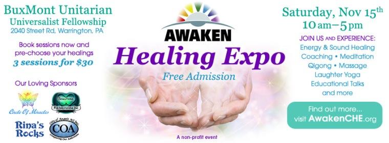 healing expo