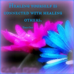 Healing-yourself-is
