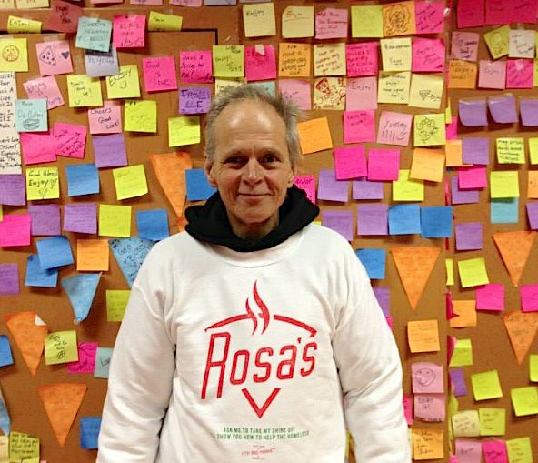 Rosas-Pizza-Giveaway-wall-FBphoto