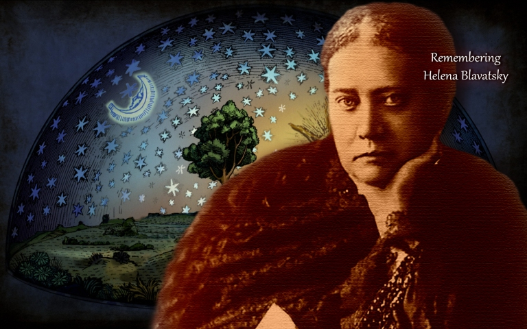 theosophy and helena petrovna blavatsky a look at the nineteenth century and the theosophical influe Helena petrovna blavatsky founding date: began in the nineteenth century the prolific writing and influence of blavatsky and others in the.